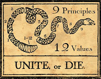 9 Principles 12 Values Unite or Die!