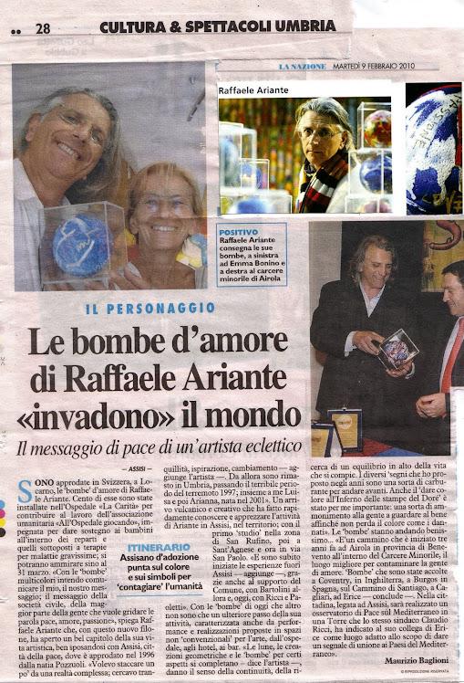 Bombe d'Amore a Locarno