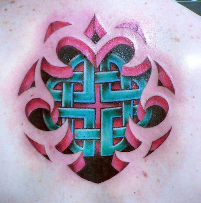 If your looking for a unique tattoo then check out the Celtic tattoo in the