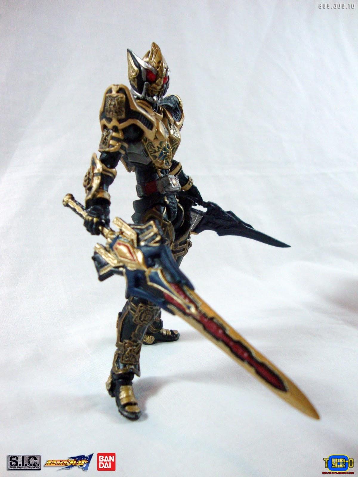Gunpla-Tyro: [GALLERY] Kiwami Vol.14 Kamen Rider Blade ...