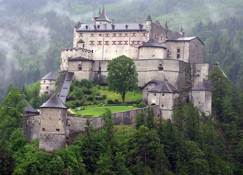 JL Inside: 10 Most Beautiful Castles In The World