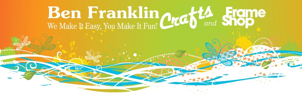 Ben franklin craft coupon our thrifty ideas for Ben franklin craft store coupons