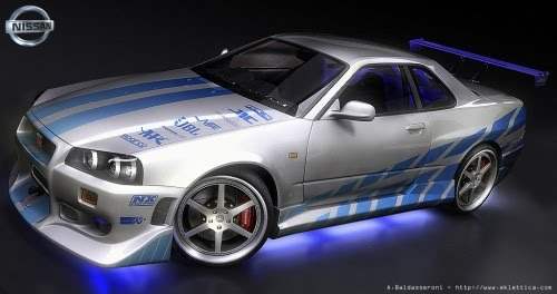 Nissan Skyline GTR Best Sport Cars