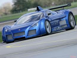 Gumpert Apollo Top Sport