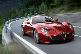 Alfa Romeo 8C Sport Cars