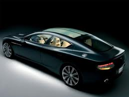 Aston Martin Rapide Sport Saloon Cars