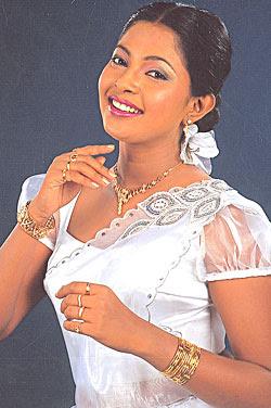 srliankan Actress Himali Sauranga