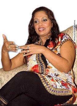 Srilankan Actress Sabitha Perera