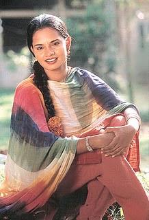 Sri Lankan Teledrama Actress Sujani Menaka