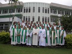 Borongan Clergy