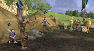 LOTRO Skirmish Camp