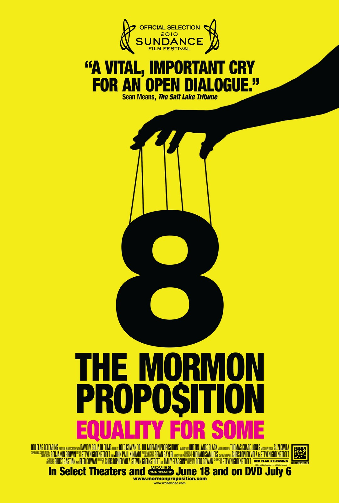 The%252BMormon%252BProposition We roll our eyes. But Bass' promotion   a contest to win a free official ...