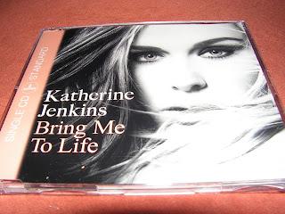 00 katherine jenkins bring me to life %28cds%29 2010 CD Katherine Jenkins   Bring Me To Life   (CDS)   2010
