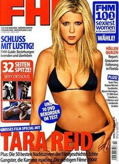 Revista FHM [Alemanha] 2004-02 - Tara Reid
