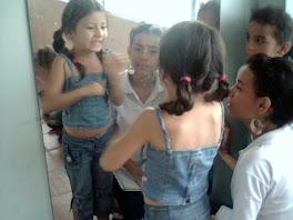 Taller del espejo mágico