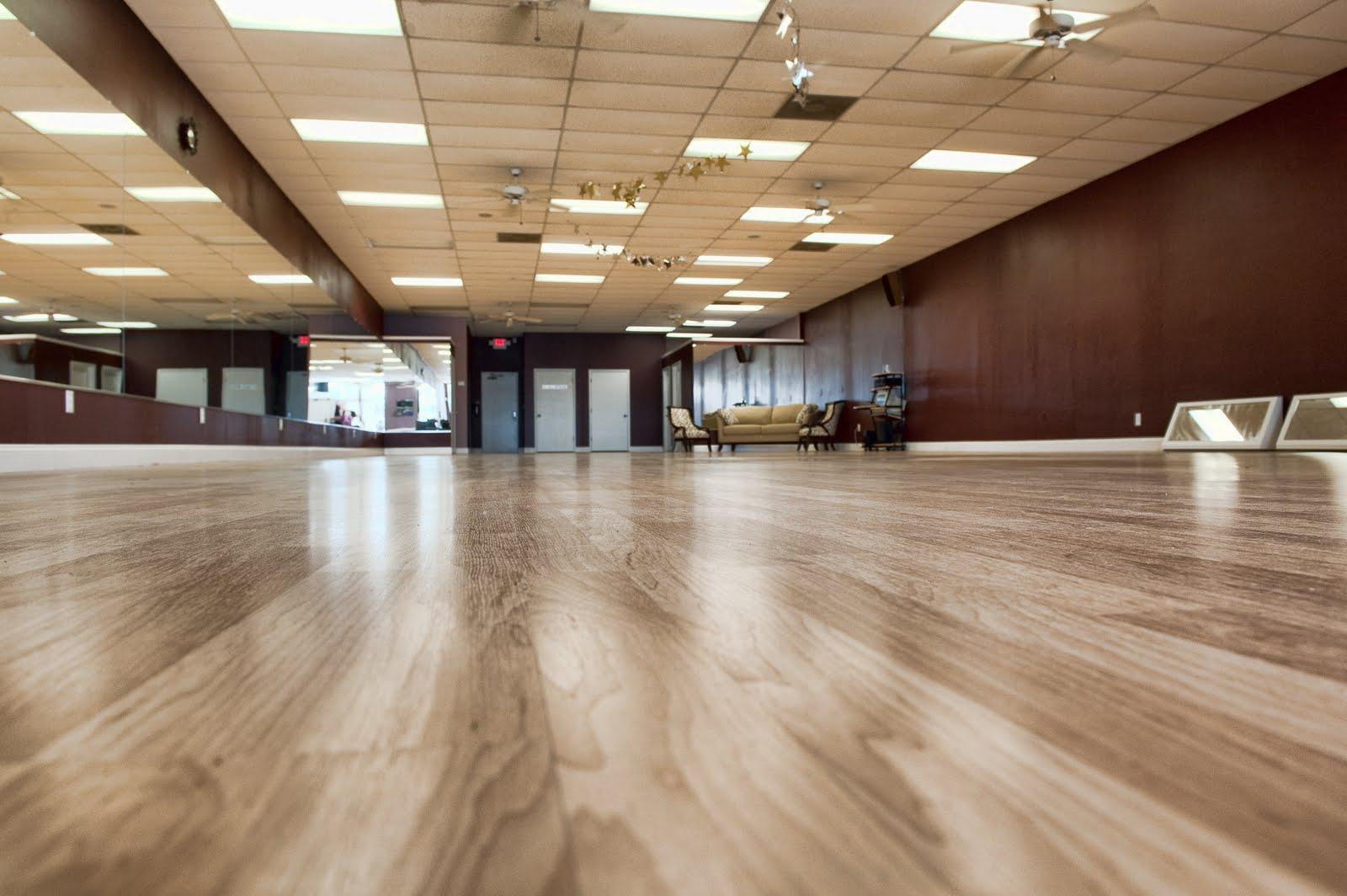 Ballet dancers handrail home improvement for Studio floor