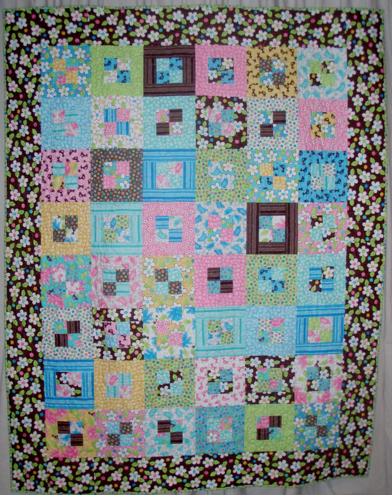 And Sew Forth: December 2010 : inexpensive quilting fabric - Adamdwight.com