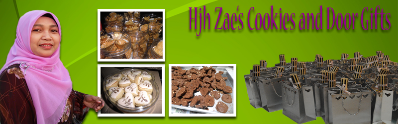 HJH ZAE'S COOKIES & GIFTS