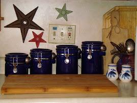 Kitchen Counter Displays