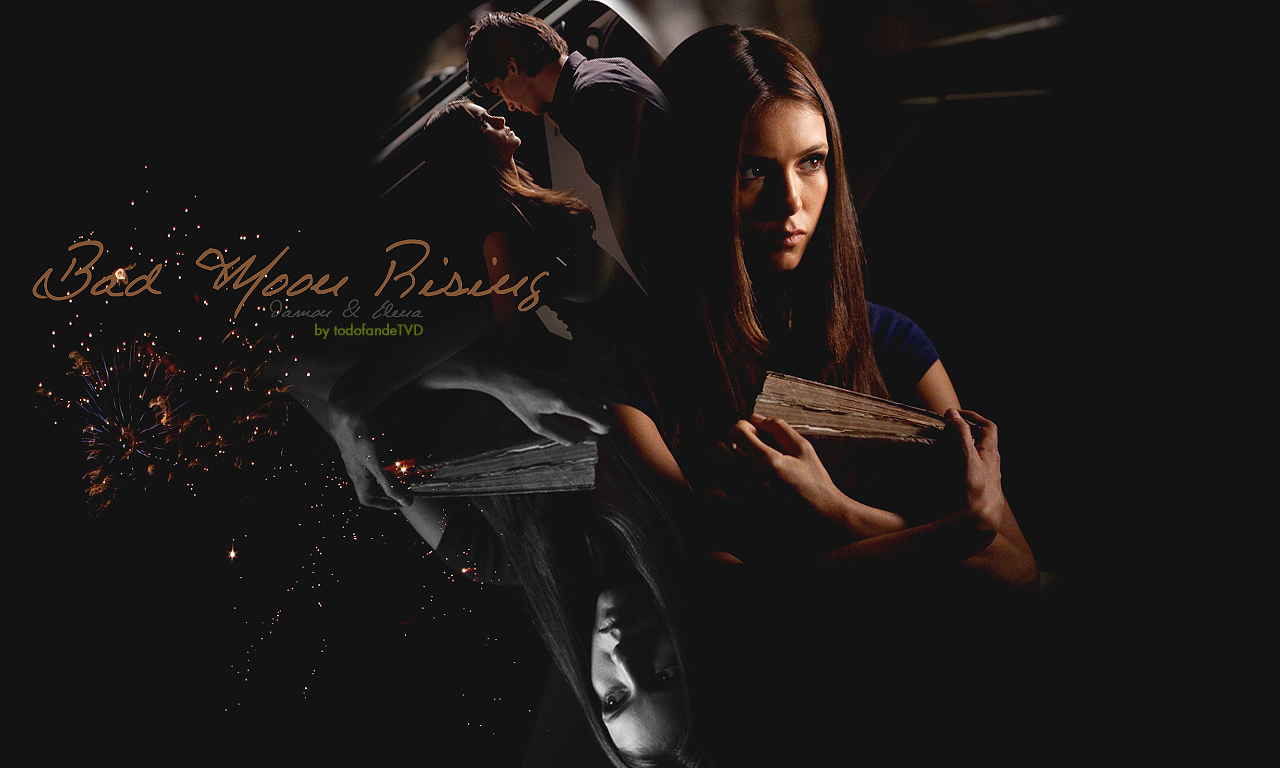 Vampire Diaries Now: Wallpapers