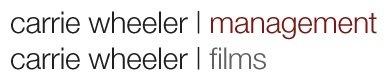 carrie wheeler     management     films