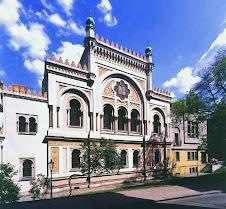 Spanish & Portugese Synagogue Prague