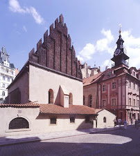 Prague Synagogue