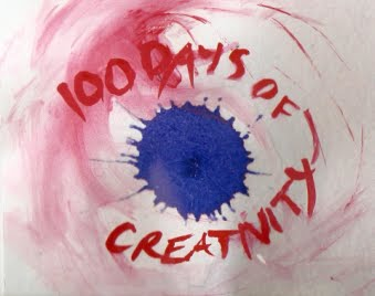 100 days of creativity