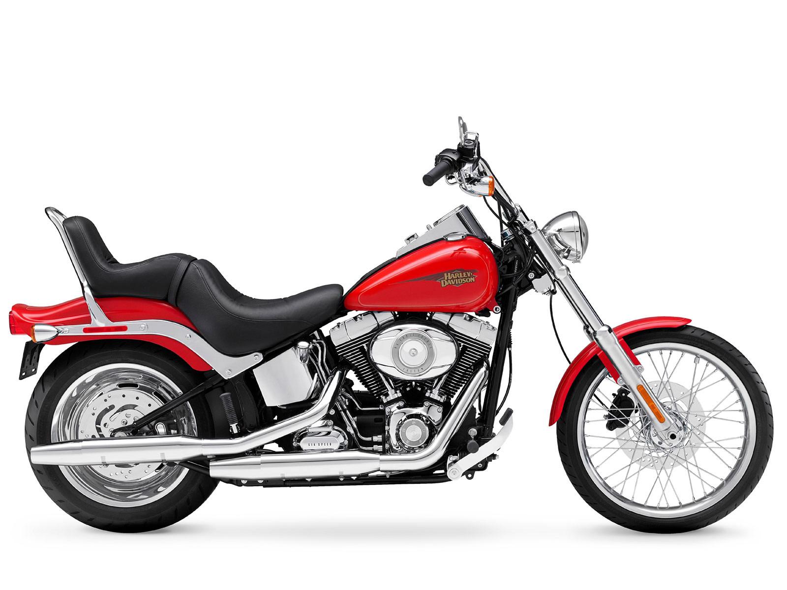 Harley Davidson Softail: 2010 Harley-Davidson FXSTC Softail Custom Pictures