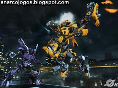 Transformers 2 Revenge Of The Fallen Pc Game Torrent Download