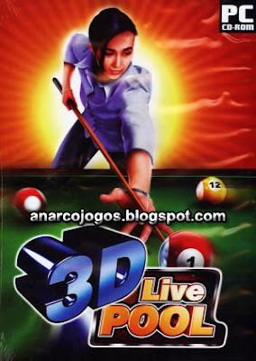 3d live pool online: