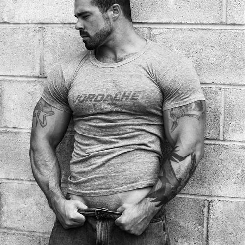 Hot gay bear