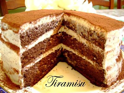 Kek Keju Tiramisu