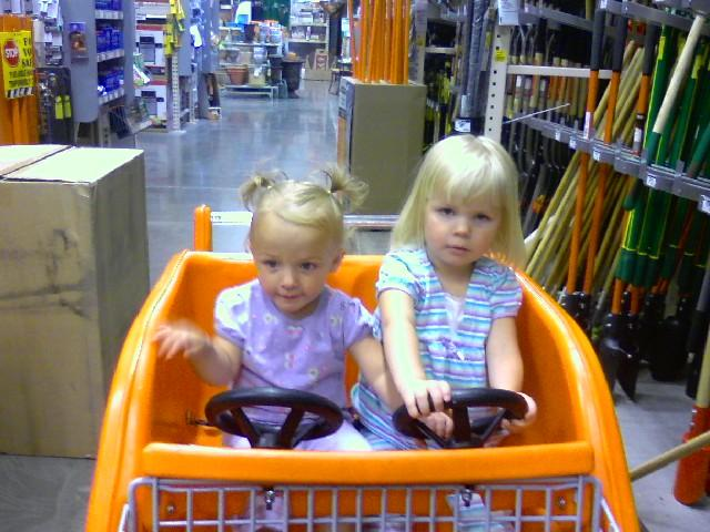 shoppin at home depo