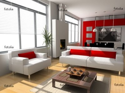 Top Decoration Interior Design, Home Interior Design, Modern Living Room Interior