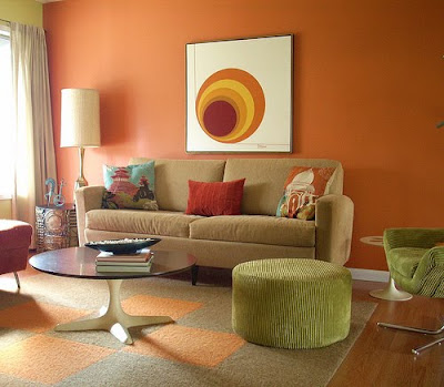 Modern decorating living room designs