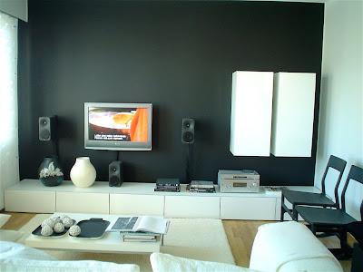 Interior Design Remodeling Living Room, Home Interior Design - Living Room Painting