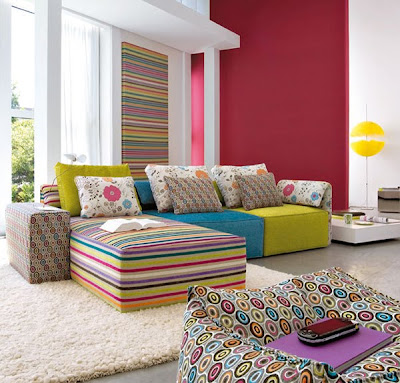 Living Room Design Ideas, Interior Design Inspiration - Top Living Room full Color