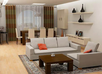 living room spaces