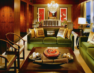 mandarin living room