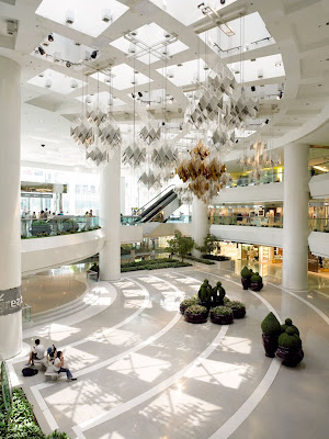 HKGHCCI Conrad Hotel Hong Kong shopping PPinterior2