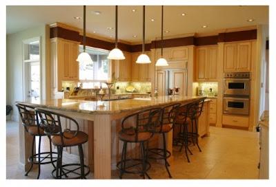 kitchen lighting ideas with pendant light