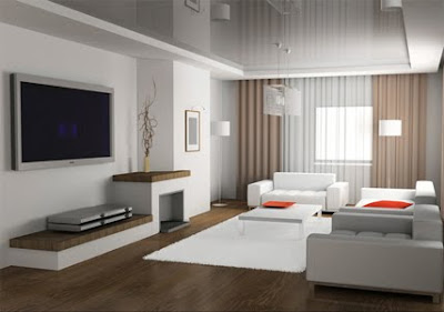 modern furniture and good design create style