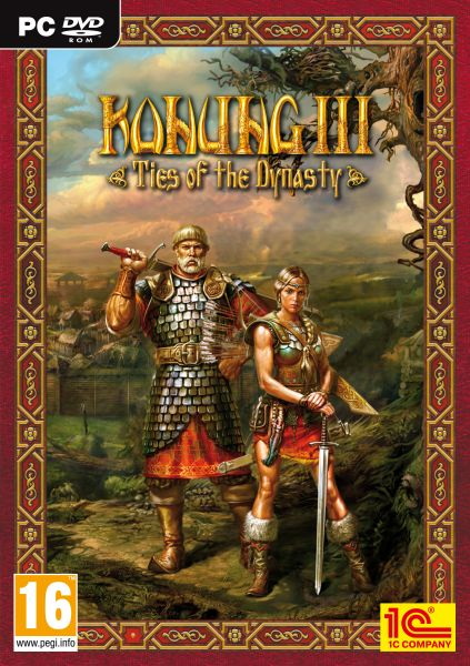 Konung 3: Ties of the Dynasty [PC]