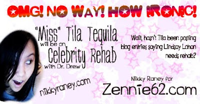 Tila Tequila heads to rehab  -- by Nikky Raney