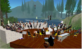 Weekly Live Music in Second Life