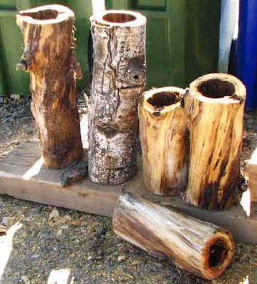 Walking Prescott I Meet The Wood Carver