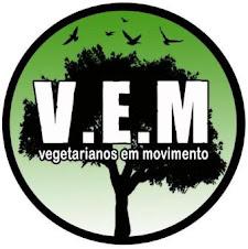 Conheça o blog do VEM - Vegetarianos Em Movimento