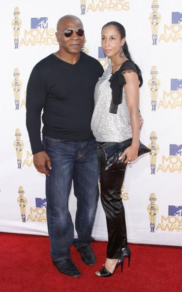 Mike Tyson Wife Lakiha