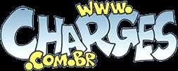 Logotipo do melhor em charges animadas